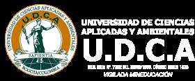 Universidad de Ciencias Aplicadas y Ambientales U.D.C.A Logo