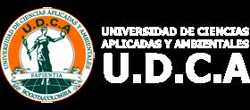 Universidad de Ciencias Aplicadas y Ambientales UDCA Logo