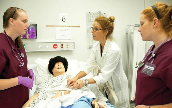 Convocatoria docentes de planta programa de enfermería segundo periodo académico 2018