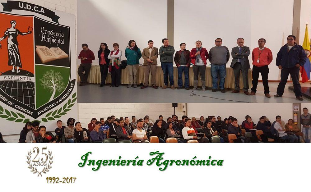 Renovación de la Acreditación de alta calidad al Programa de Ingeniería Agronómica