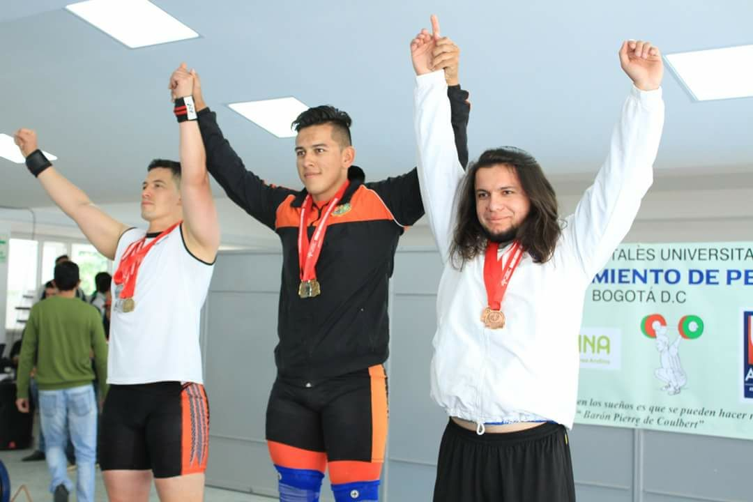 Juegos Universitarios Distritales ASCUN: Seleccionado de Atletismo U.D.C.A