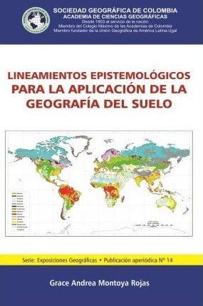 Lanzamiento de Libro de investigación: Epistemología para la Geografía del suelo