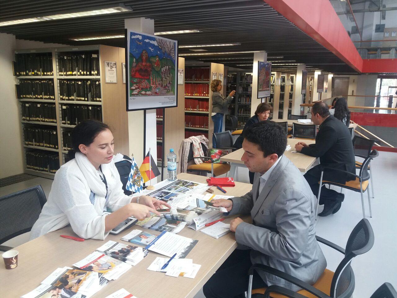 Networking con Universidades Alemanas