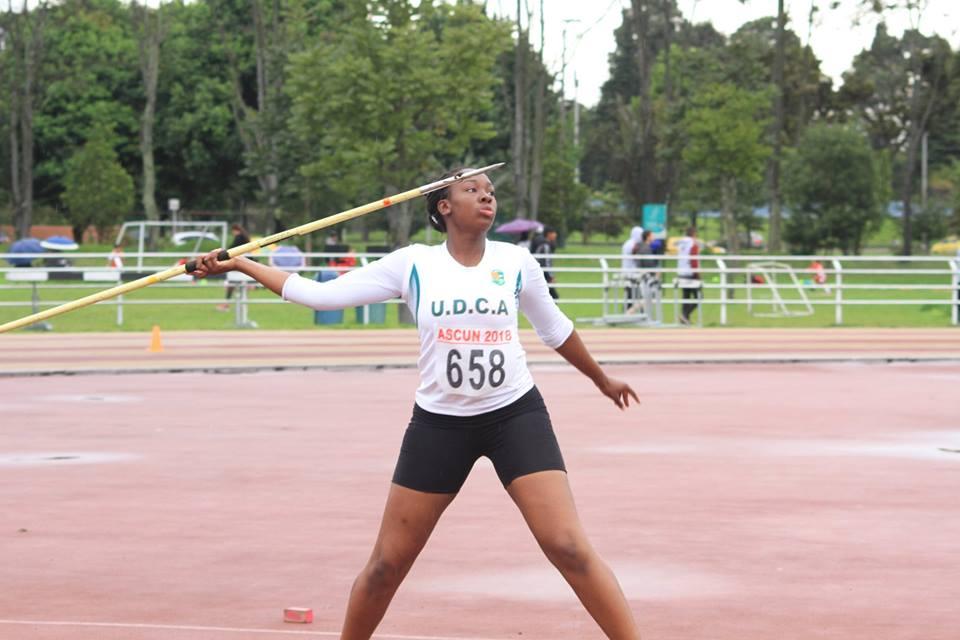 Juegos Universitarios Distritales ASCUN participación del Seleccionado de Atletismo U.D.C.A