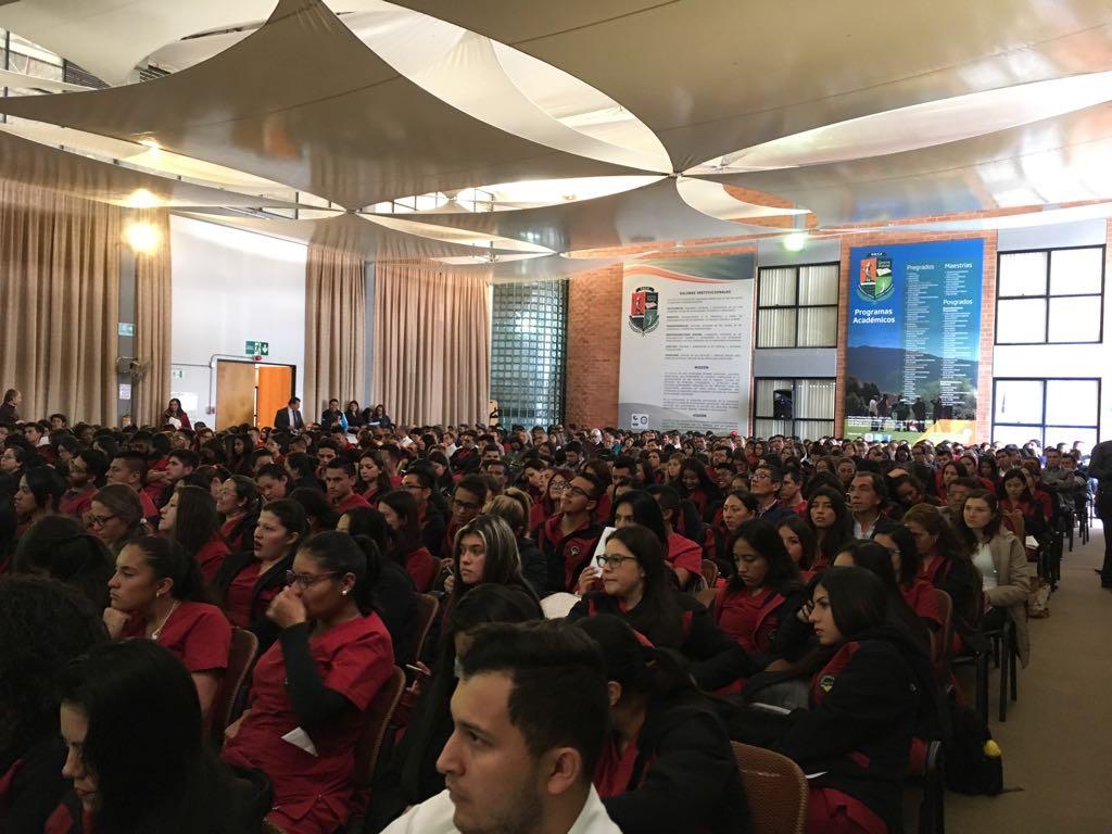 Mensaje a la Comunidad Universitaria por parte del Señor Rector Germán Anzola Montero sobre la Acreditación Institucional