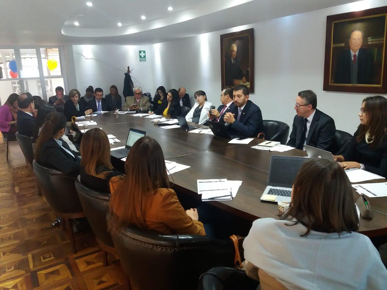 II Asamblea Regional OUI 2018