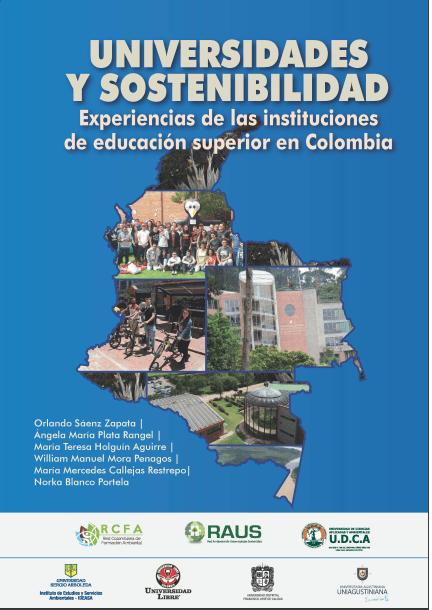 """Libro """"Universidades y Sostenibilidad""""; a propósito del compromiso ambiental."""