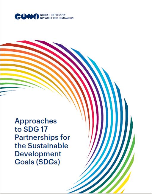 """Publicación libro """"Approaches to SDG 17 Partnerships for the Sustainable Development Goals (SDGs)"""""""