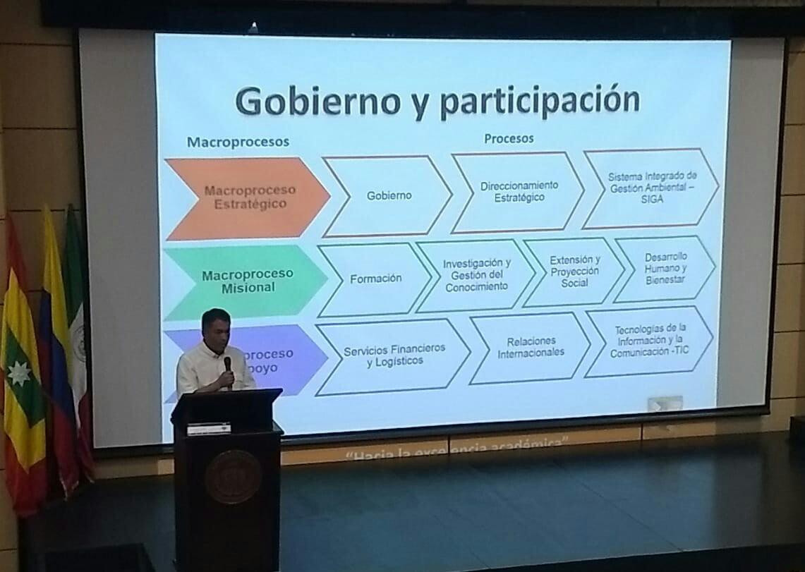 Participación en el III Foro Colombiano de Universidades y Sostenibilidad