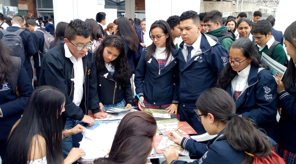 Participación de la U.D.C.A en cadena de Formación SENA 2018