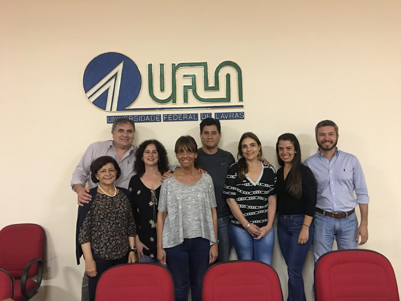 Decana de la Facultad de Ciencias Agropecuarias en Brasil