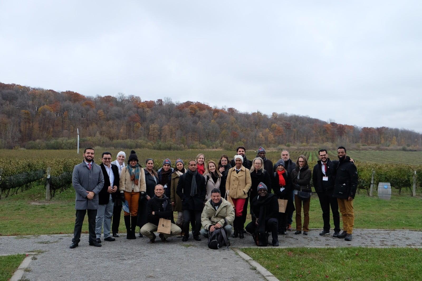 U.D.C.A participa en misión de colaboración con Canadá