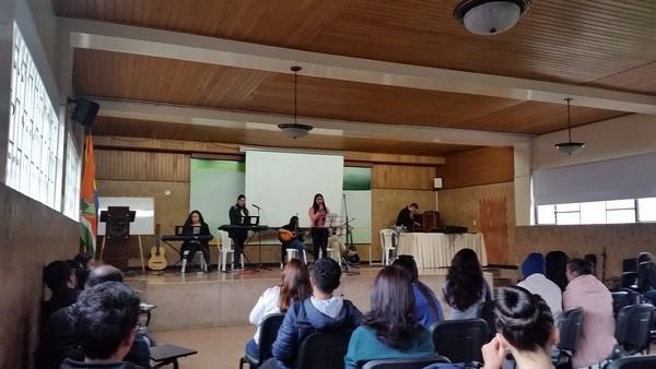 Presentaciones Culturales 2018-2 (Av. Boyacá)
