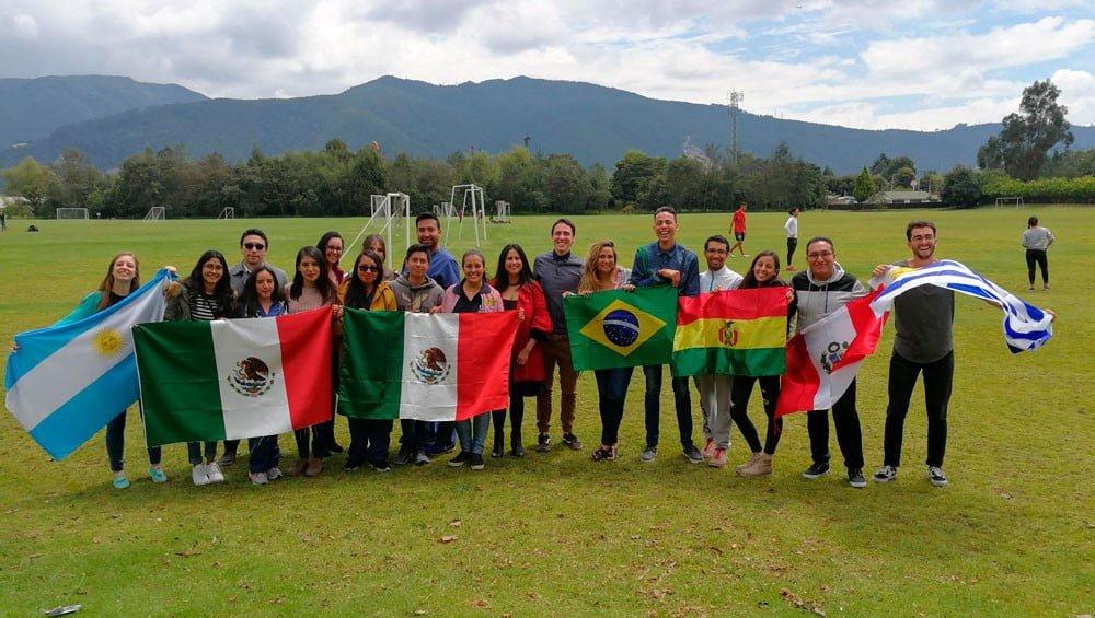 Bienvenidos Estudiantes Internacionales U.D.C.A