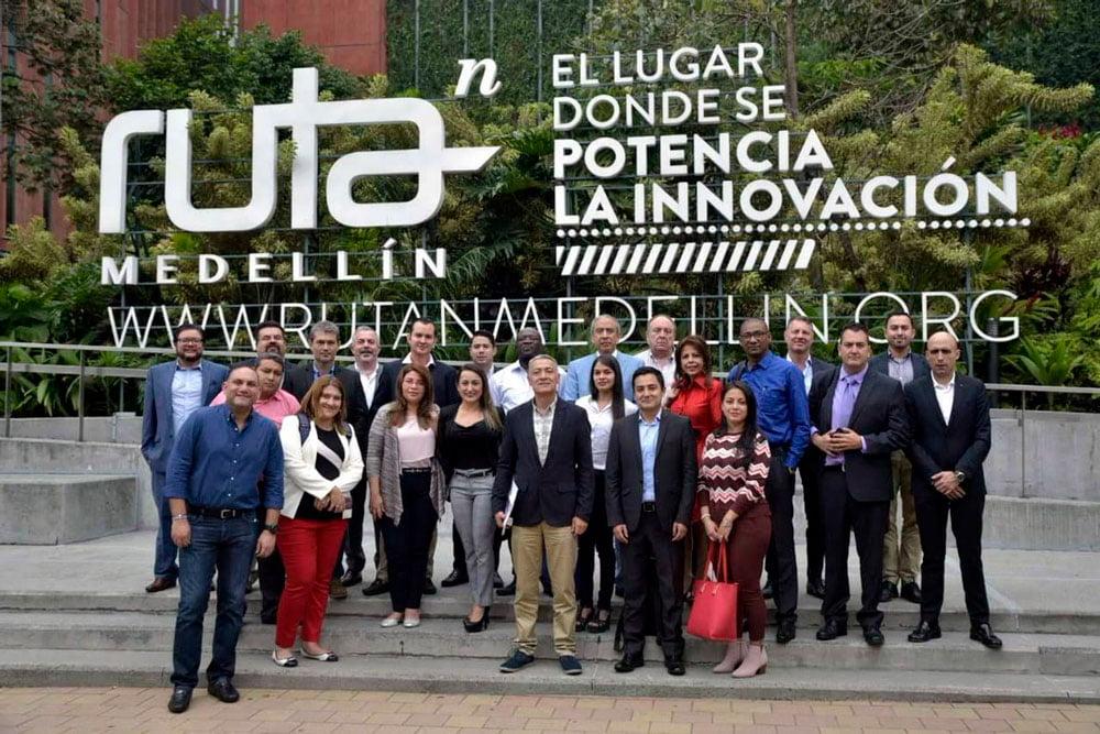 U.D.C.A y AUALCPI en la Misión de Innovación Educativa – Colombia 2019