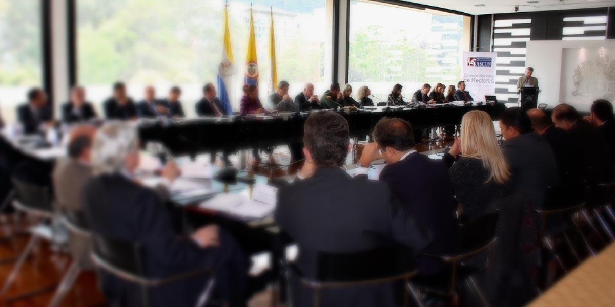 Consejo Nacional de Rectores